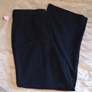 Black slacks 👖
